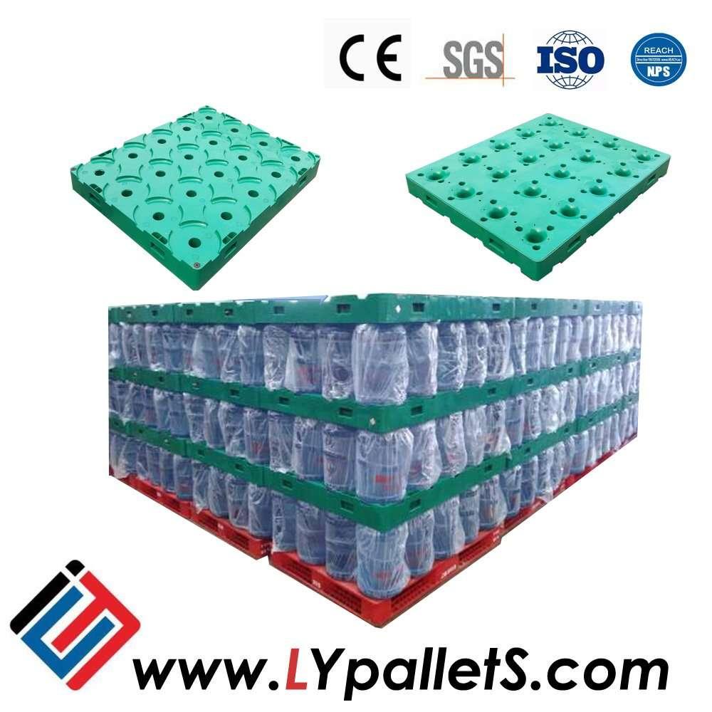 bottled water plastic rack