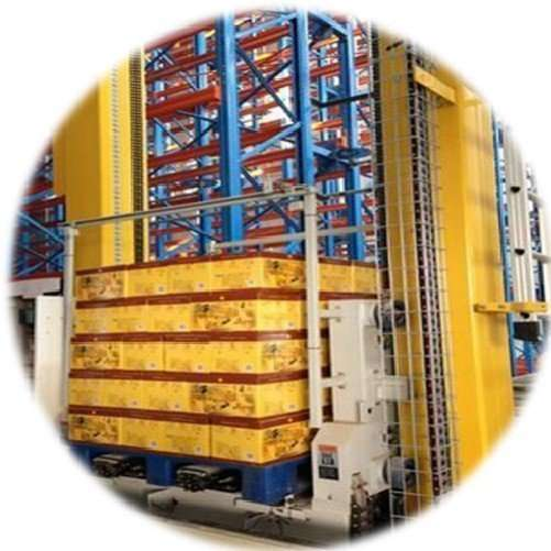 plastic pallets for Refrigeration warehouse