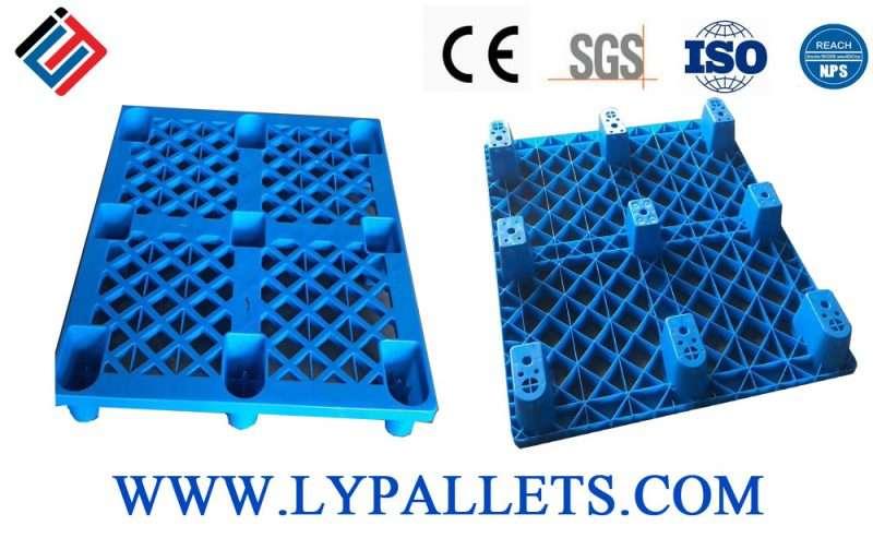Cheap nestable nine feet plastic pallets