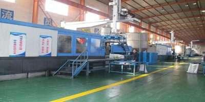 China plastic pallets manufacturer
