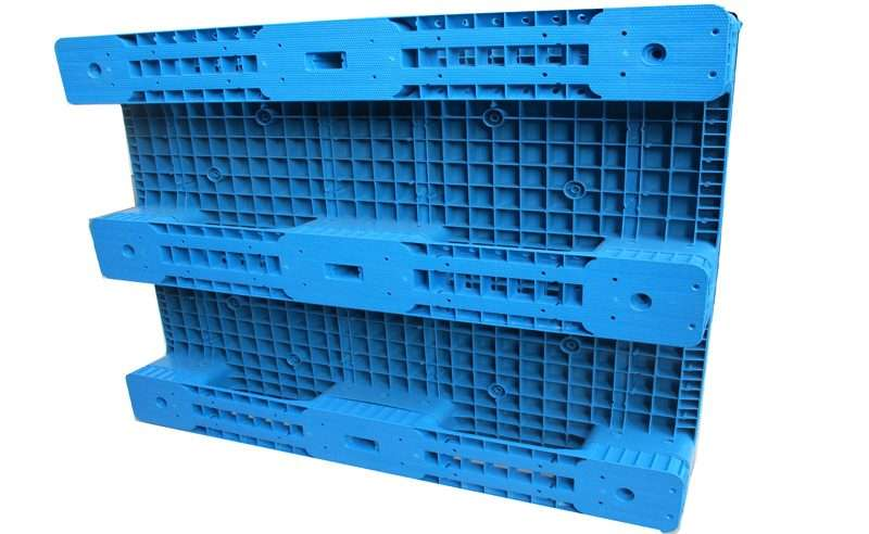 RFID plastic pallets for AS/RS