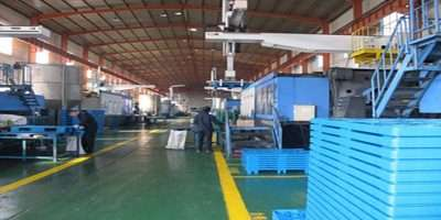 Plastic pallets factory from china