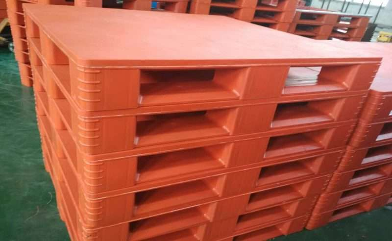 Food grade hygienic plastic pallets