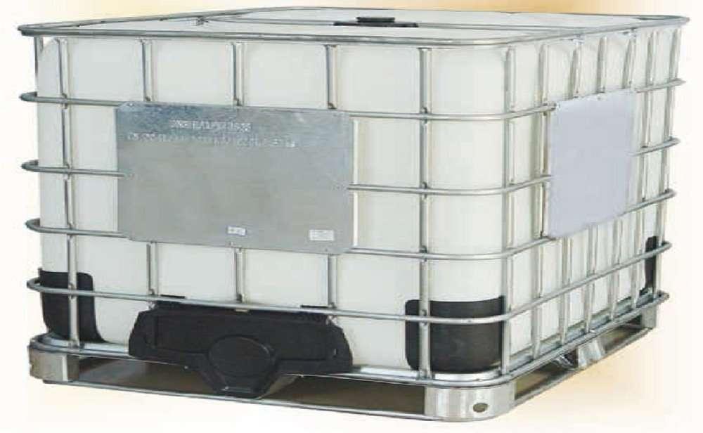 IBC plastic pallet Tank