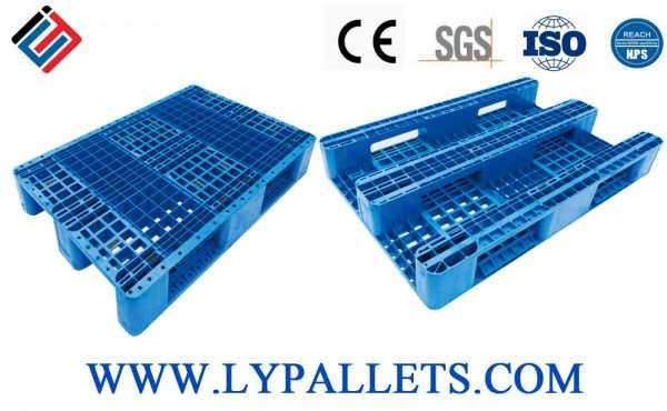 Euro Plastic Pallets 1208