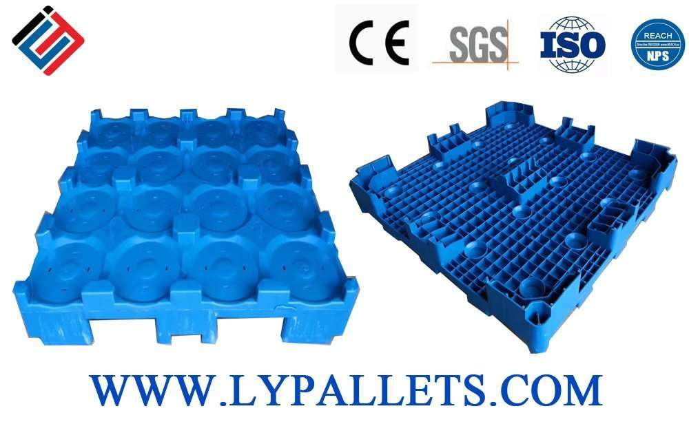 LY plastic pallets for 5 gallons water