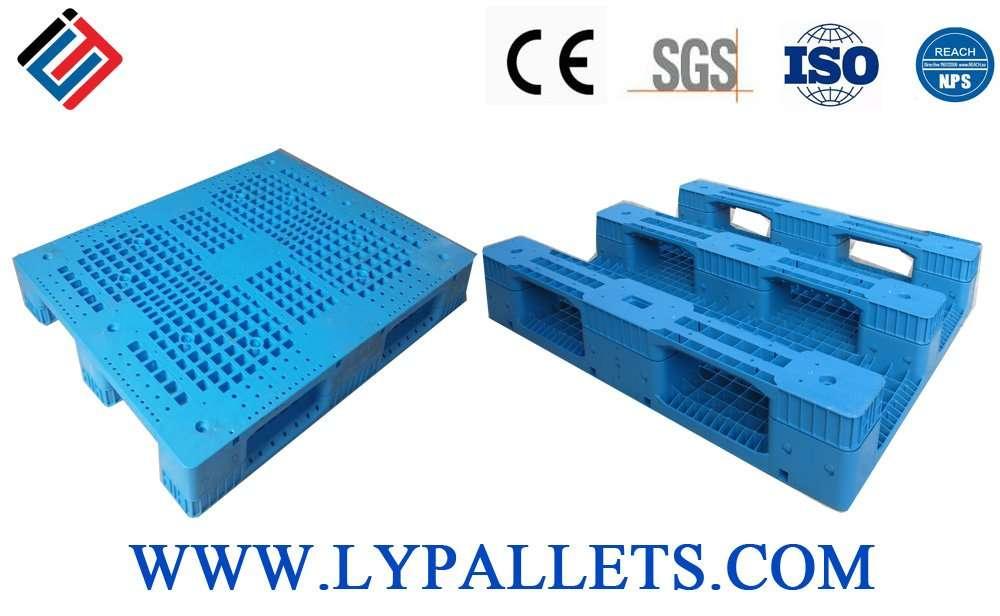 High quality rackable plastic pallets