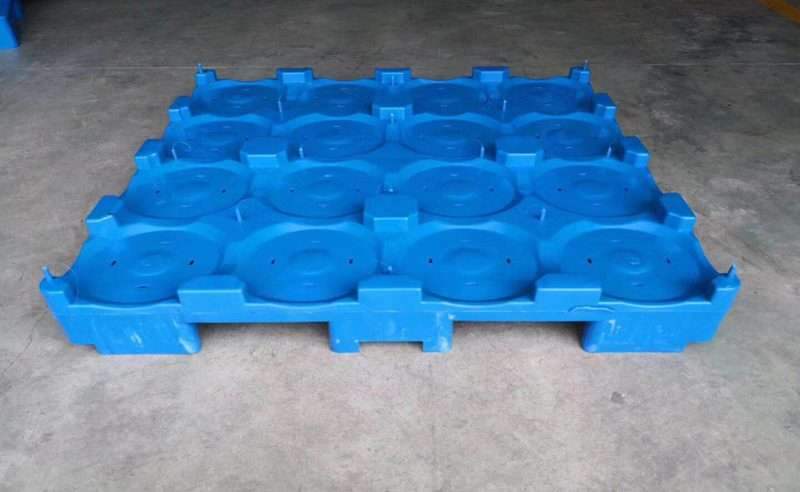 5 gallons bottled water pallets plastic