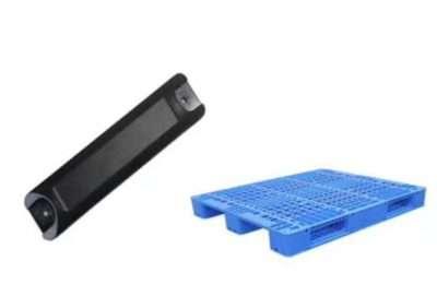 RFID plastic pallets
