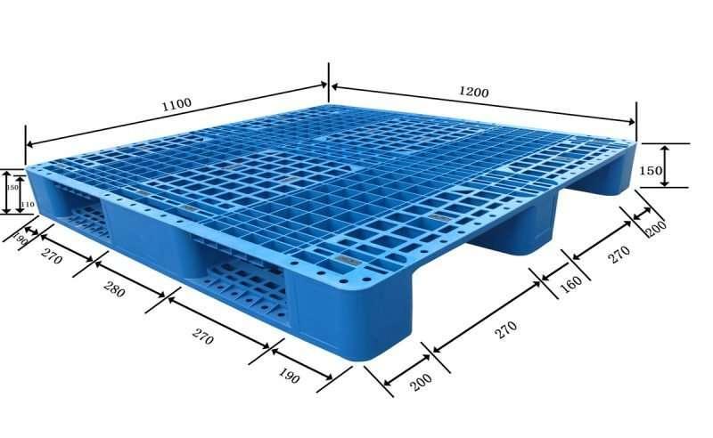 1200x1100 PLASTIC PALLETS suppliers