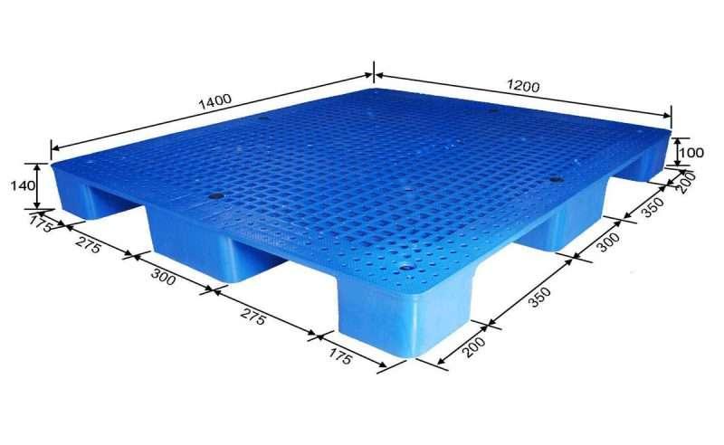 120x140 cm PLASTIC PALLETS
