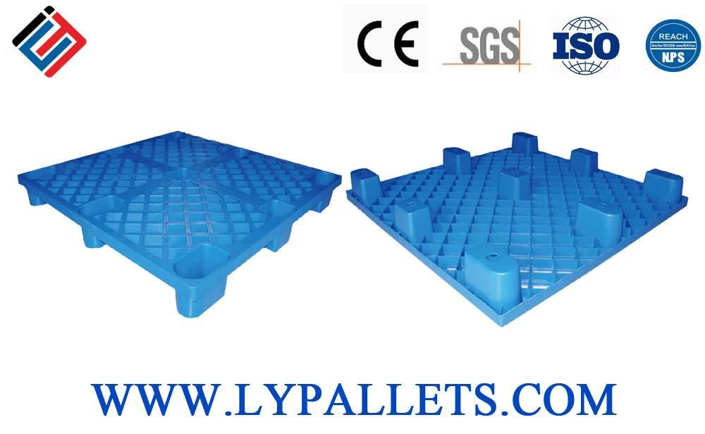 1211 1212 NESTABLE PLASTIC PALLETS