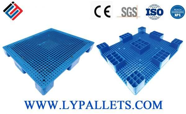 1412 NINE FEET PLASTIC PALLETS