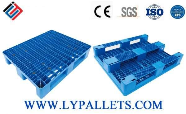 Plastic pallets 1000x800