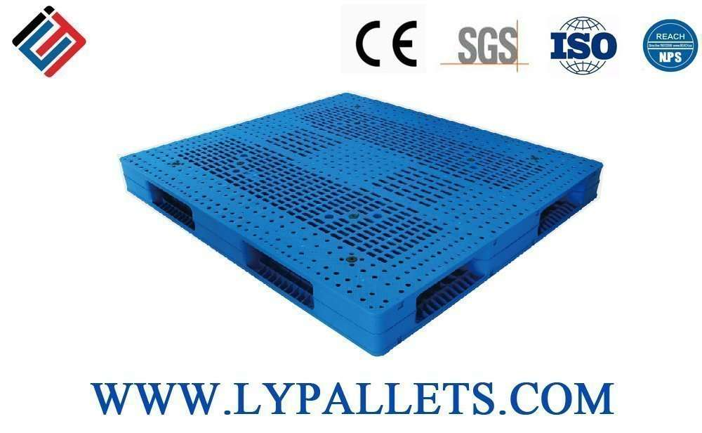 PLASTIC PALLETS for DOUBLE FACED 1614B