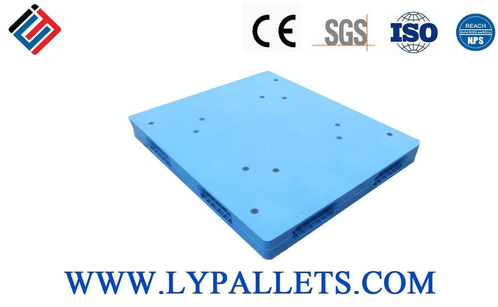 PLASTIC PALLETS FLAT 1211