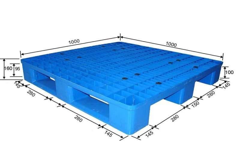 PLASTIC PALLETS 1000x1000 china manufacturer