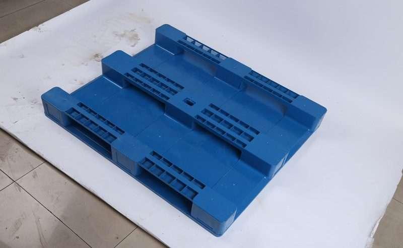 rackable Hygienic PLASTIC PALLETS 1200x1100