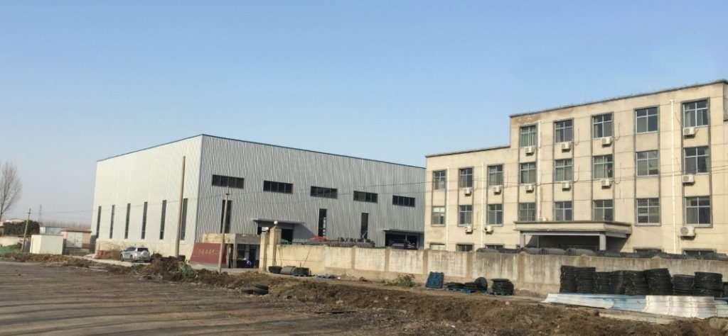 Factory- plastic pallet